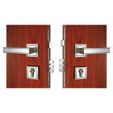 Singolo Cylinder Door Handle e Deadbolt Combination Lock Set