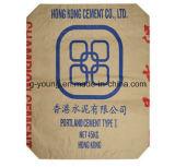 Sacchetto tessuto pp della carta kraft Per imballaggio