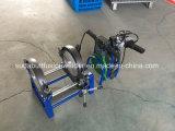 Máquina manual da solda por fusão da extremidade de dois anéis para 50-250mm