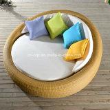 Кровать Sun ротанга мебели плавательного бассеина гостиницы (T522)