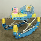 Baby Walker mit 8 Swivel Wheels