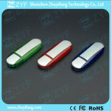 대중적인 선전용 선물 타원형 USB 펜 드라이브 (ZYF1264)