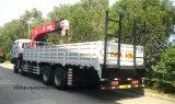 15 tonnes de grue mobile de manipulateur de camion de prix lourds de camion