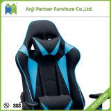 رخيصة زرقاء مريحة يرقد قمار كرسي تثبيت مع مسند رأس (مهر)