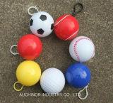 بالجملة علامة تجاريّة [ب] طارئ مستهلكة مطر [بونش] مع كرة
