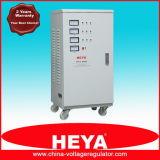 Tipo servo trifásico tensão AC Regulator/Voltage Stabilizer/AVR