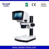 Microscoop van het Gezoem van de Microscoop van het naakt-oog 3D Stereo Stereo