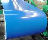 O material de construção da cor 0.14-0.8mm de Ral Prepainted a bobina de aço galvanizada