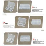 3 Tellersegment-im Freien Multifunktionsfach-Fischen-Gerät-Kasten