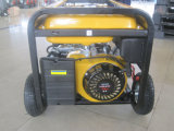 CE 승인 6kw 가솔린 발전기 전기 시작 (WH7500 / E)