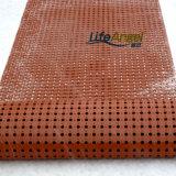 Половые коврики Proofrubber шума, циновка анти- выскальзования резиновый в крене