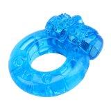 지연 사정 성숙한 성은 격발준비작용 반지 색정적인 제품 진동 남근 반지를