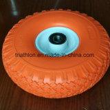pneu 11X4.00-5 4.00-4 livre liso na roda