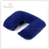 PVC que se reúne la almohadilla inflable del aire del cuello para los 44X27.5cm que viajan