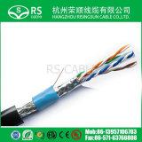 CAT6 de Pas van de Test van de Bot van de Kabel van het Netwerk Ethernet van UTP