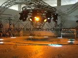 Het eigen Stadium van de Bundel van het Aluminium van de Bundel van het Ontwerp Draaiende toont de Apparatuur van de Club van de Staaf
