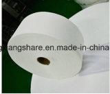 Esteira do poliéster da fibra de grampo para a membrana Waterproofing