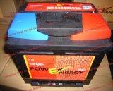 Bateria de carro acidificada ao chumbo livre da manutenção de DIN44mf 12V44ah