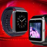 인조 인간 Ios Smartphones를 위한 Gt08 Smartwatch 지원 SIM TF 카드 Bluetooth 시계