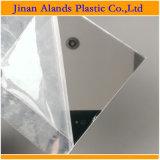 Plaque acrylique 4X6 4X8 de miroir de feuille en plastique de miroir