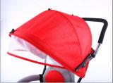 2016人の最もよい価格の子供の三輪車の赤ん坊の三輪車はからかう三輪車(OKM-1381)を