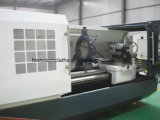 大きいスピンドル穴CNCの平らな旋盤機械Ck6163
