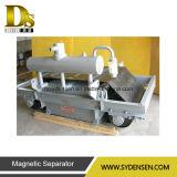 オイル冷却磁気分離器のための鉄機械を除去する