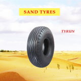 Pneu industrial, pneu do deserto, pneumático da areia (pneu 14.00-20, 16.00-20, 9.00-16 da areia)