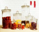 suportes de vela creativos personalizados do frasco da vela do logotipo da vela do frasco do chá 150ml-7500ml frasco de vidro