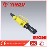 cilindro de esticão puxando hidráulico Llq-20 do curso de 20t 1000mm