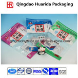 La guarnizione laterale tre accetta il sacchetto di plastica dell'imballaggio della spezia di ordine su ordinazione