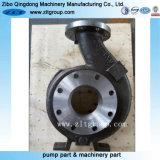 Enveloppe de pompe d'acier du carbone de norme ANSI Durco/acier inoxydable (3X1.5-8)