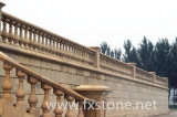 Marmeren Balustrade (BJ-SCULPTURE0051)