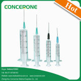 Fabrik Price Disposable Syringe mit Needle, Medical Syringe mit Cap