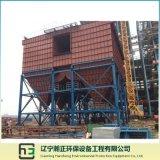 頻度炉の気流の処置2の長い袋の低電圧のパルスの集じん器