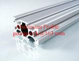 40mm * 40mm 80mm*は80のmm産業アルミニウムプロフィール企業のための突き出た