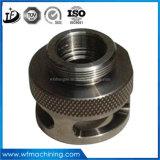 弁、付属品、フランジ、農業機械のためのOEMによってカスタマイズされるCNC機械化カーボンまたはステンレス鋼の部品