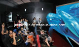 5D 6dof Hydraulic Platform Motion Cinema с 6 Seats