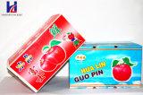 Carton ondulé de fruit chaud de vente