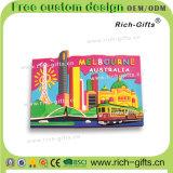 I magneti del frigorifero del PVC hanno personalizzato l'australiano promozionale dei regali 3D del ricordo (RC-AN)