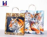 Tierische nichtgewebte HandEinkaufstasche