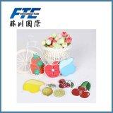 Le parfum durable porte des fruits refraîchissant d'air de véhicule de forme
