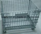 Jaula del taller/envase del acoplamiento de alambre/jaula del almacenaje
