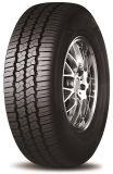 Fábrica radial del neumático del coche de la polimerización en cadena de la mejor marca de fábrica china de Winda Boto (185/60R15)