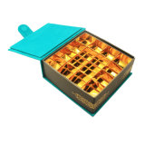 Jumeirah Two-Layer Velvet Chocolate Packaging Box