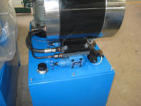 Máquina que prensa importada del manguito hidráulico original de Alemania Uniflex