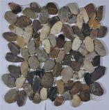 Mosaico de piedra material de la decoración de alto grado