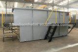 tratamento de Wastewater da matança da galinha 300m3/Day, tratamento de água de esgoto da chacina