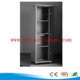 Стоящий шкаф сервера, шкаф сети, шкаф сервера с дверью волны дуги Perforated