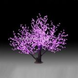 LED Cherry Blossom Tree Light para Street Decoration